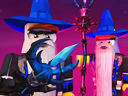 Clip: Wizard PairofDucks