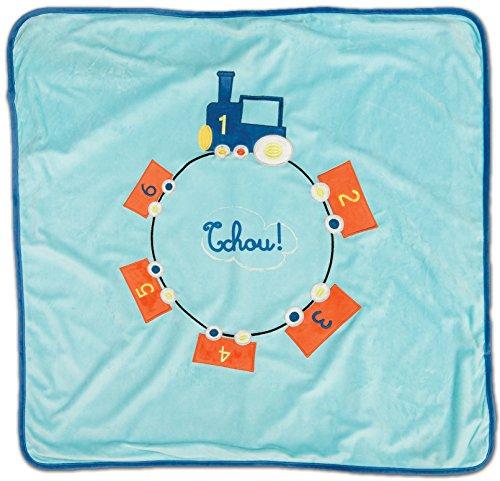 Les Chatounets Couverture Little Boy Tchou Le Train Bleu