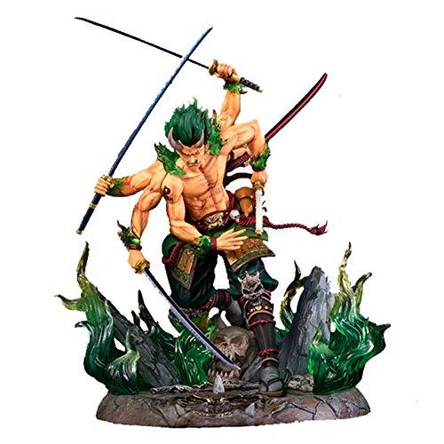 Sauron Modelo Anime One Piece Figuras Estatuas 24Cm Statuette Colección Decoración Cumpleaños Regalo Juguete