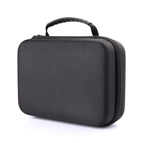 angwang Estojo de transporte portátil profissional de EVA rígido para armazenamento Zoom H1 H2N H5 H4N H6 F8 Q8 Acessórios para Gravadores de Música