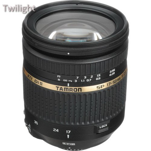 Tamron SP AF 17-50mm f/2.8 XR Di-II VC LD