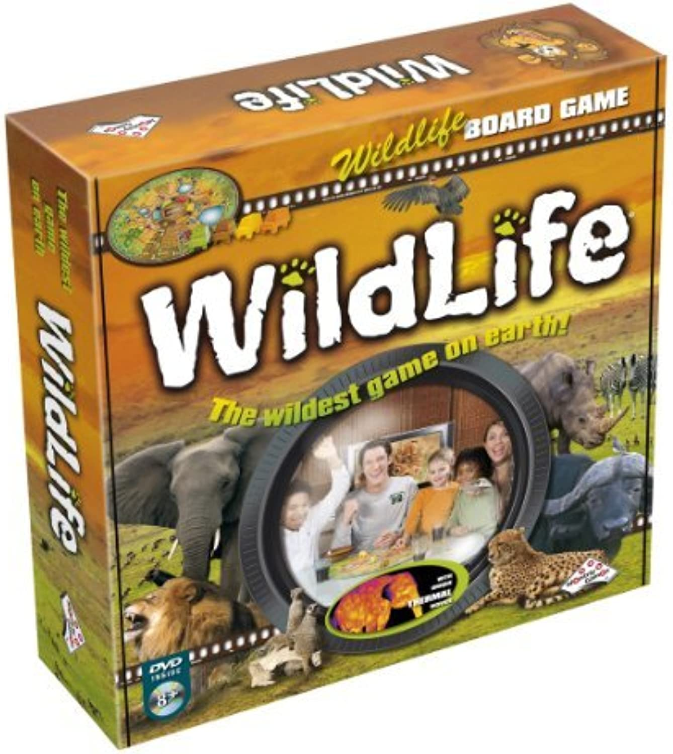 WildLife Board Game by Identity Games
