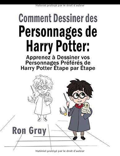 Jeu dessin Harry Potter