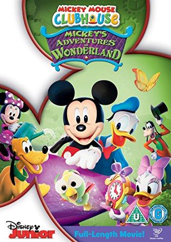 MMCH Adventures In Wonderland DVD [Reino Unido]