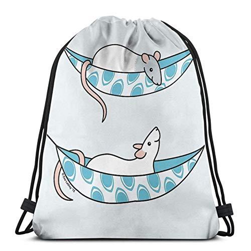 Lindas bolsas de cordón Rigatoni deporte gimnasio bapa sapa cuerda bolsa cincha impermeable playa bolsa para gimnasio compras deporte yoga