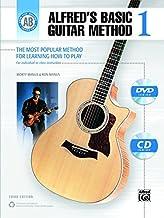 By Morty Manus - Alfred's Basic Guitar Method, Bk 1: The Most Popular Method for L (3 Pap/DVD/) (2012-01-16) [Paperback]