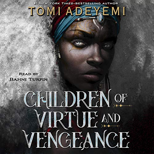 Page de couverture de Children of Virtue and Vengeance