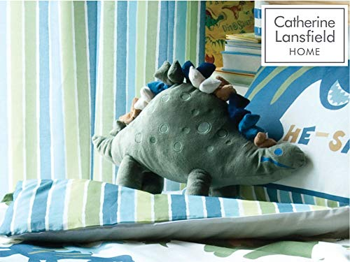 Catherine Lansfield Dino 3D Shaped Cushion Multi