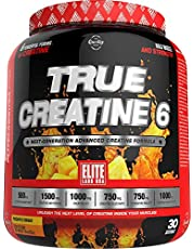 Elite Labs USA True CREATINE 6 - Pineapple Mango 225G