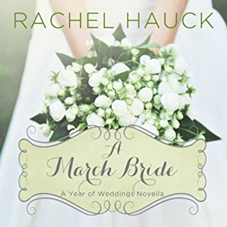 A March Bride audiobook cover art