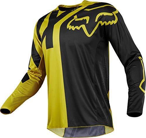 Fox Jersey 360 Preme, Dark Yellow, Größe S