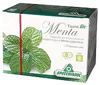 爽やかな ミントティー (オーガニック) ティーバッグタイプ スペッキアソル社 イタリア産 (Italian Mint tea by Specchiasol)