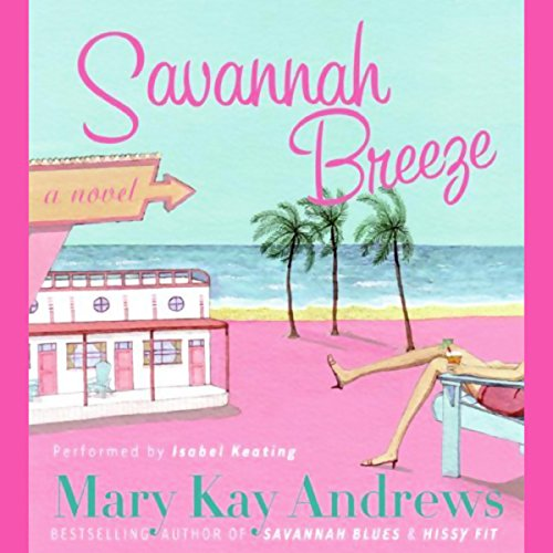 Savannah Breeze audiobook cover art