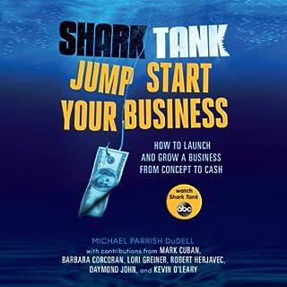 Shark Tank Jump Start Your Business cover art