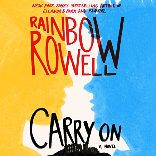 Carry On                   By:                                                                                                                                 Rainbow Rowell                               Narrated by:                                                                                                                                 Euan Morton                      Length: 13 hrs and 38 mins     2,826 ratings     Overall 4.6