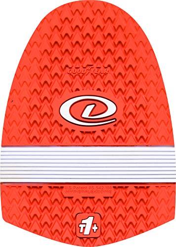 Dexter Wechselsohle für alle SST Bowlingschuh Modelle - Für Damen und Herren Bowling-Schuhe mit Wechselsohle geeignet Farbe T1+ Small