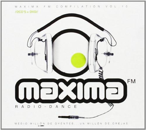 Maxima Fm Vol. 10 (2 Cd+Dvd)