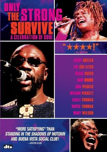 Only the Strong Survive - A Celebration of Soul by Jerry Butler
