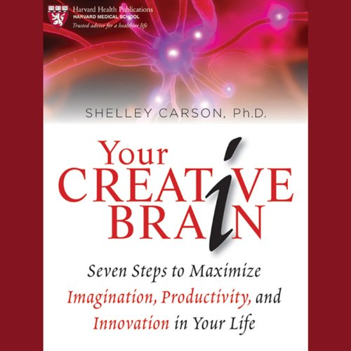 Your Creative Brain  cover art