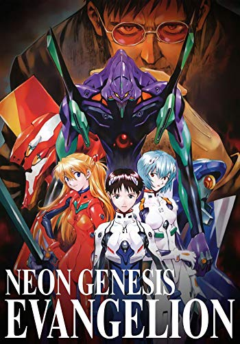 6-HO0531 Neon Genesis Evangelion 60cm x 86cm,24inch x 34inch Silk Print Poster