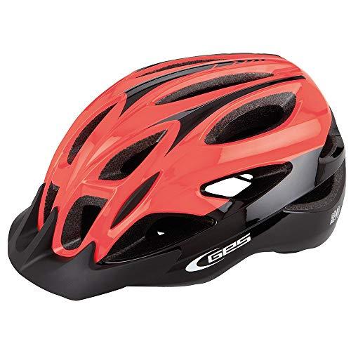 288083VAR - Casco Bicicleta REVO MTB Road Color Naranja/Negr