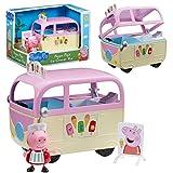 Peppa Pig Selección de Vehículos Juego Figura y Accesorios, Figura:Ice Cream Van