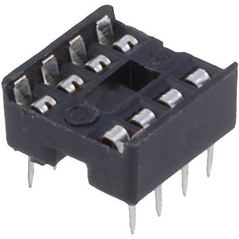 20x Support DIP 20 Broches pour Circuit Int/égr/é