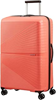 American Tourister - Airconic 77cm Large 4 Wheel Hard Suitcase - Living Coral