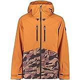 O'NEILL Pm Texture Jacket Chaqueta Hombre Con Capucha, Hombre, Glazed Ginger, M