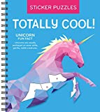Sticker Puzzles: Totally Cool! (Brain Games - Sticker by Letter)