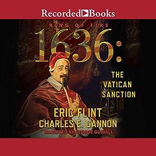 1636: The Vatican Sanction cover art