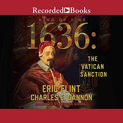 1636: The Vatican Sanction audiobook cover art