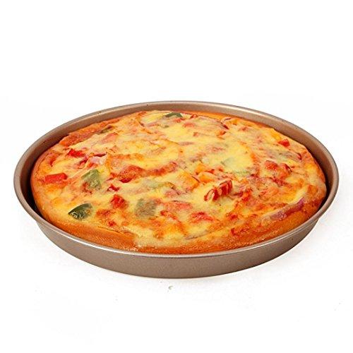 Chef Made Deep Dish Pizza Pan Gold Bakeware Deep-dish 10 inch