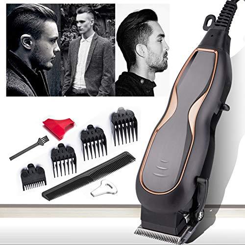 Hair clipper Rechargeables Tondeuses à Cheveux pour Hommes Rasoir électrique avec 4 Peignes pour Homme Femme