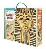 L'antico Egitto: la maschera di Tutankhamon. La valigetta dell'arte. Ediz. a colori. Con puzzle