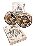 Schmiere - Juego de 2 pomada + hoja de póquer #Medium - Pomada from Rumble59...