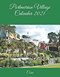 Portmeirion Village Calendar 2021