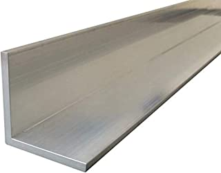 FAST NEXT DAY DELIVERY ! Aluminium Angle Various Sizes 2000 mm Length Free