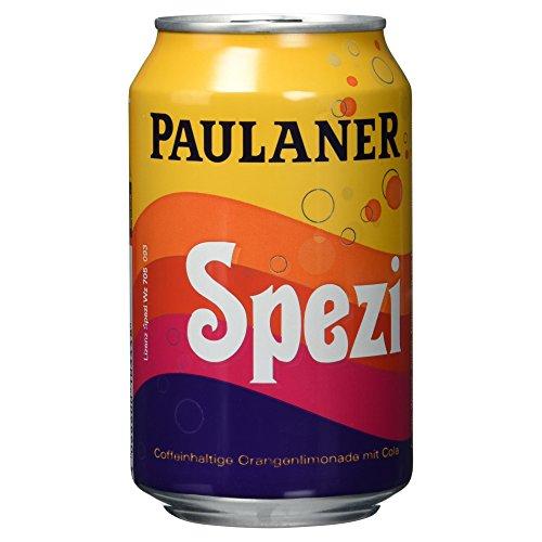 Paulaner Spezi EINWEG, (1 x 330 ml)