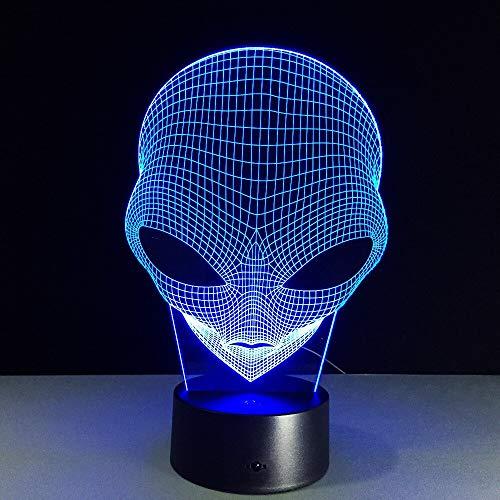 Jiushixw 3D acryl nachtlampje met afstandsbediening, kleurwisseling, tafellamp, leuke tafellamp, taupe, nachtlampje, dragon ball-serie, kinderkamer, kerstmis speelgoed cadeau