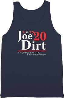 Joe Dirt 2020 I Chocked Linda Lovelace Mens Tank Top