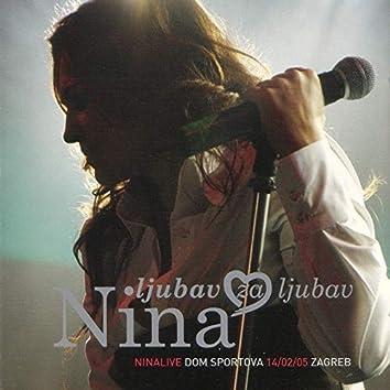 Ljubav Za Ljubav (Live)