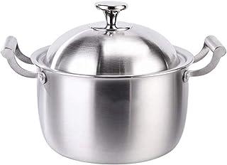 SCRFF Hogar de Cinco Capas de diseño de Acero Inoxidable 304 de Gran Capacidad de Cocina multifunción Sopa de Olla
