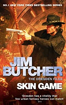 Skin Game (The Dresden Files, Book 15) by [Jim Butcher]