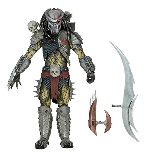 NECA Predator - 7' Scale Action Figure - Scarface (Video Game Appearance)