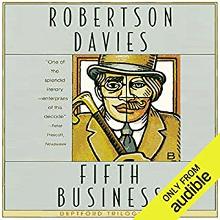 Fifth Business cover art
