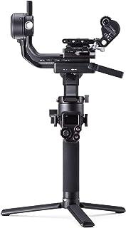 DJI RSC 2 Pro Combo - gimbalstabilisator met 3 assen voor DSLR en spiegelloze camera, Nikon, Sony, Panasonic, Canon, Fujif...