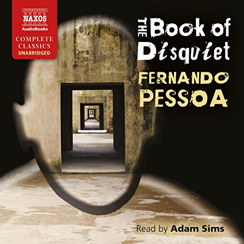 The Book of Disquiet audiobook cover art