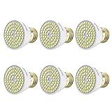 Lampadina LED E26 / E27 Media Standard Base 5 Watt Equivalente Sostituzione Lampada alogen...
