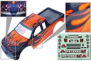 redcat rampage mt body